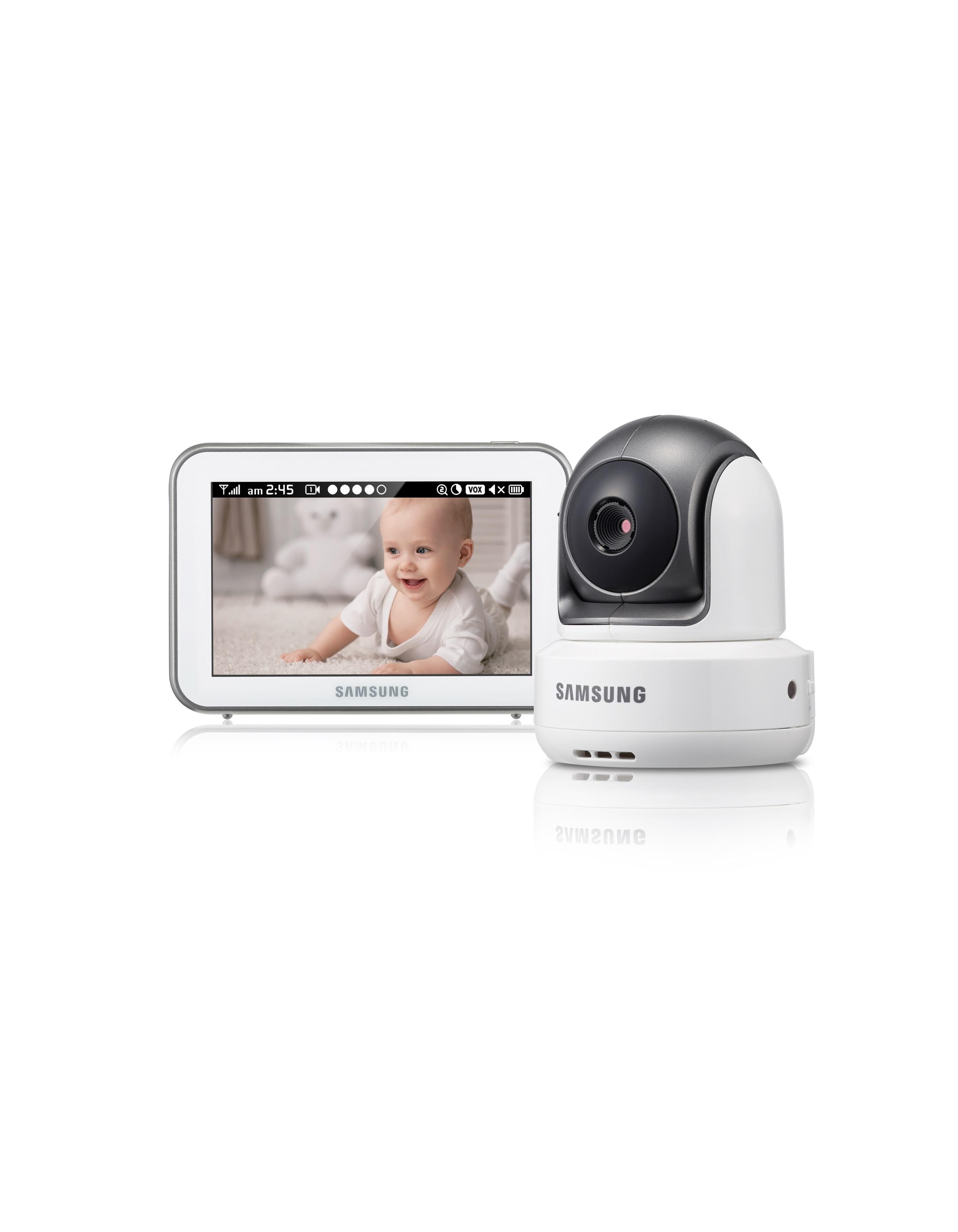 Samsung Wireless PTZ Baby Monitor