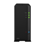 Synology DiskStation DS118 Ethernet LAN Desktop Black NAS