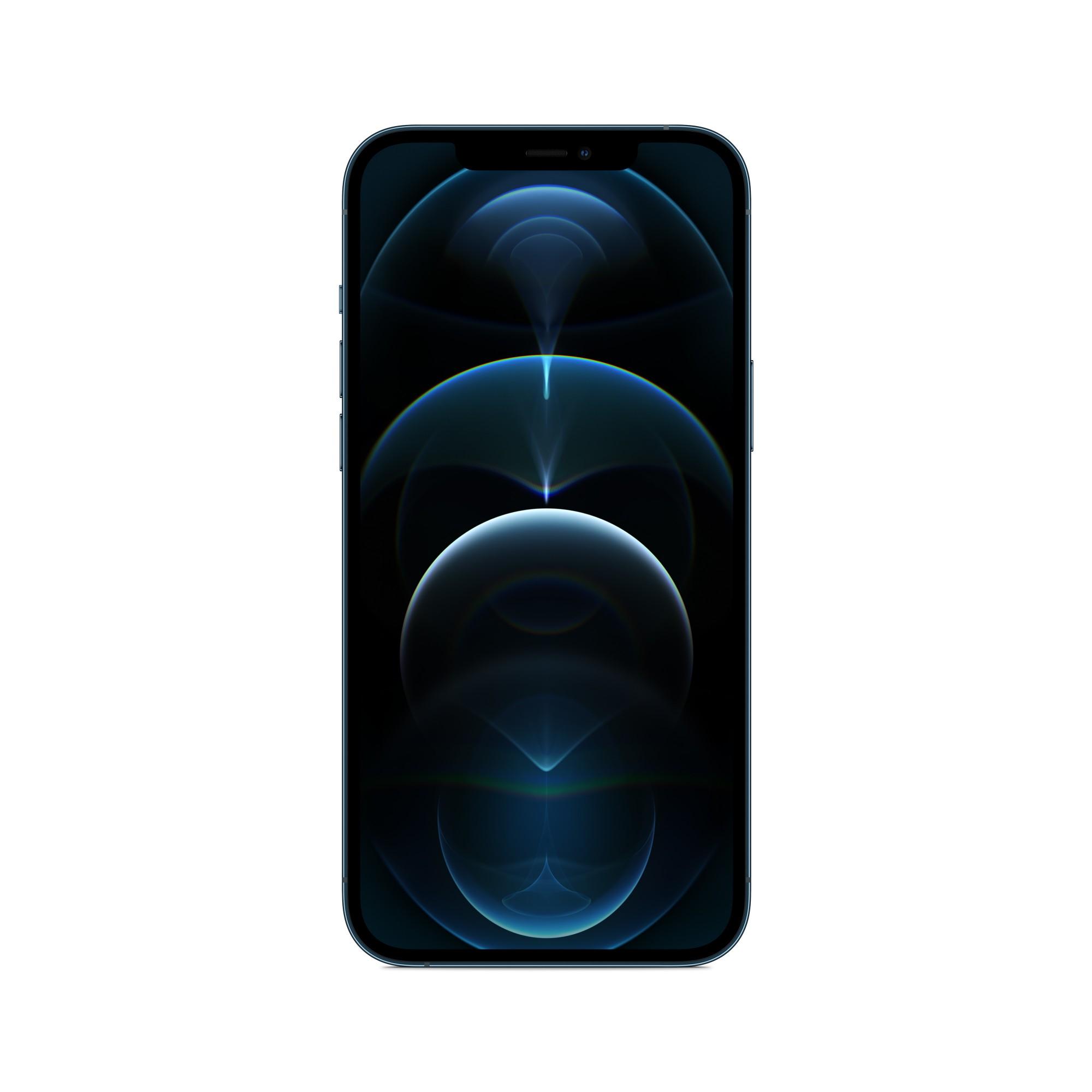 "Apple iPhone 12 Pro Max 17 cm (6.7"") 128 GB SIM doble 5G Azul iOS 14"