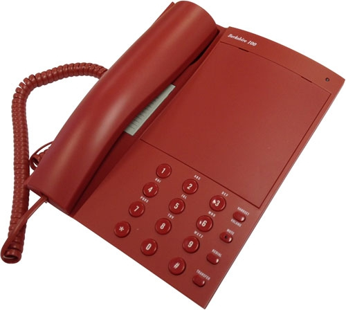 ATL Berkshire 100 DECT telephone Red