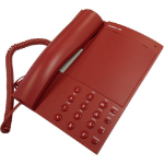 ATL Berkshire 100 DECT telephone Red
