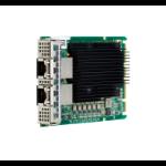 Hewlett Packard Enterprise Ethernet 10Gb 2-port BASE-T QL41132HQRJ OCP3 10000 Mbit/s Internal