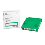 HP Q2078AH blank data tape LTO 30000 GB 1.27 cm