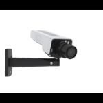Axis P1378 Cámara de seguridad IP Interior Caja Techo/pared 3840 x 2160 Pixeles