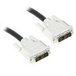C2G 5m DVI-I M/M Video Cable DVI cable Black