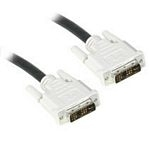 C2G 5m DVI-I M/M Video Cable DVI cable Black