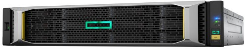 Hewlett Packard Enterprise MSA 1050 disk array Rack (2U) Black