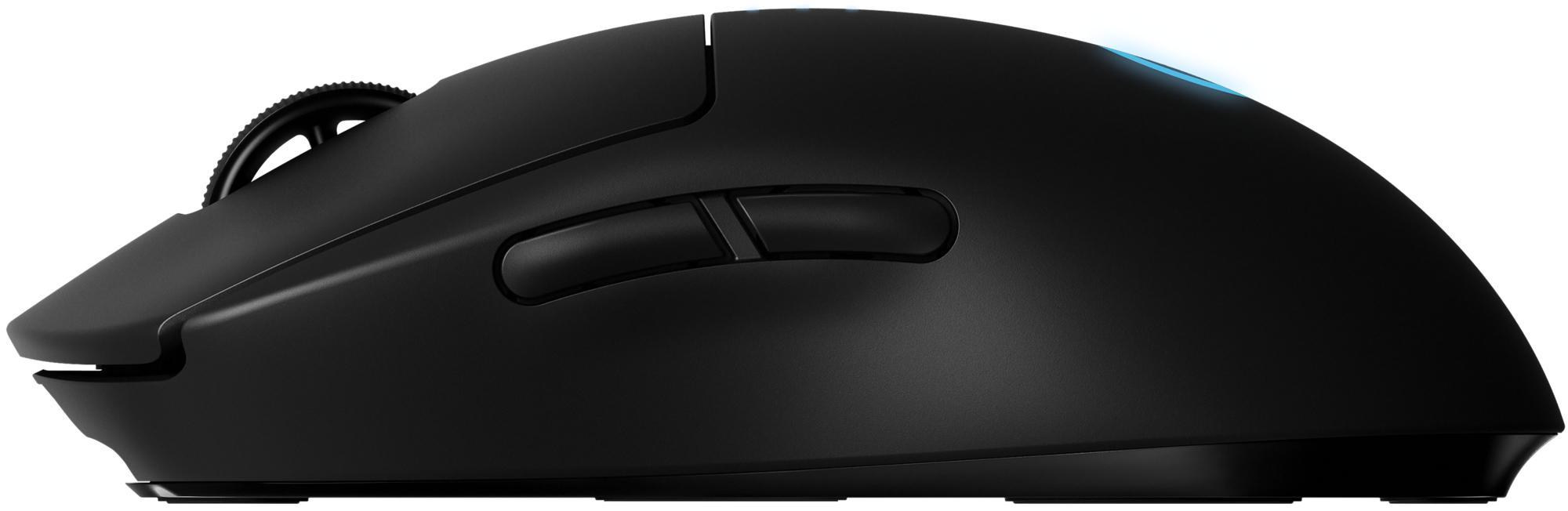 Logitech G G PRO ratón 16000 DPI Ambidextro