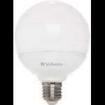 Verbatim Globe energy-saving lamp Warm white 7 W E27 A+