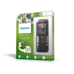 Philips Voice Tracer 2700 Flash card Anthracite,Chrome dictaphone