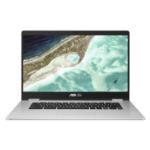 "ASUS Chromebook C523NA-A20118 notebook 39.6 cm (15.6"") 1920 x 1080 pixels Intel® Celeron® N 8 GB LPDDR4-SDRAM 32 GB eMMC Wi-Fi 5 (802.11ac) Chrome OS Silver"