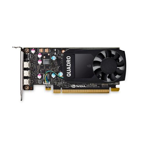 PNY VCQP400V2-SB graphics card NVIDIA Quadro P400 V2 2 GB GDDR5