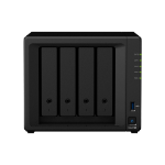 Synology DiskStation DS420+ NAS Desktop Ethernet LAN Black J4025