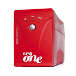 Salicru SPS ONE Line-Interactive 500VA 2AC outlet(s) Compact Red uninterruptible power supply (UPS)