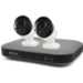 Swann 4 Channel 3MP Super HD DVR-4780 with 1TB HDD & 2 X Thermal Sensing Cameras Surveillance KIT