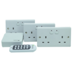 EnerGenie MIHO038 socket-outlet White