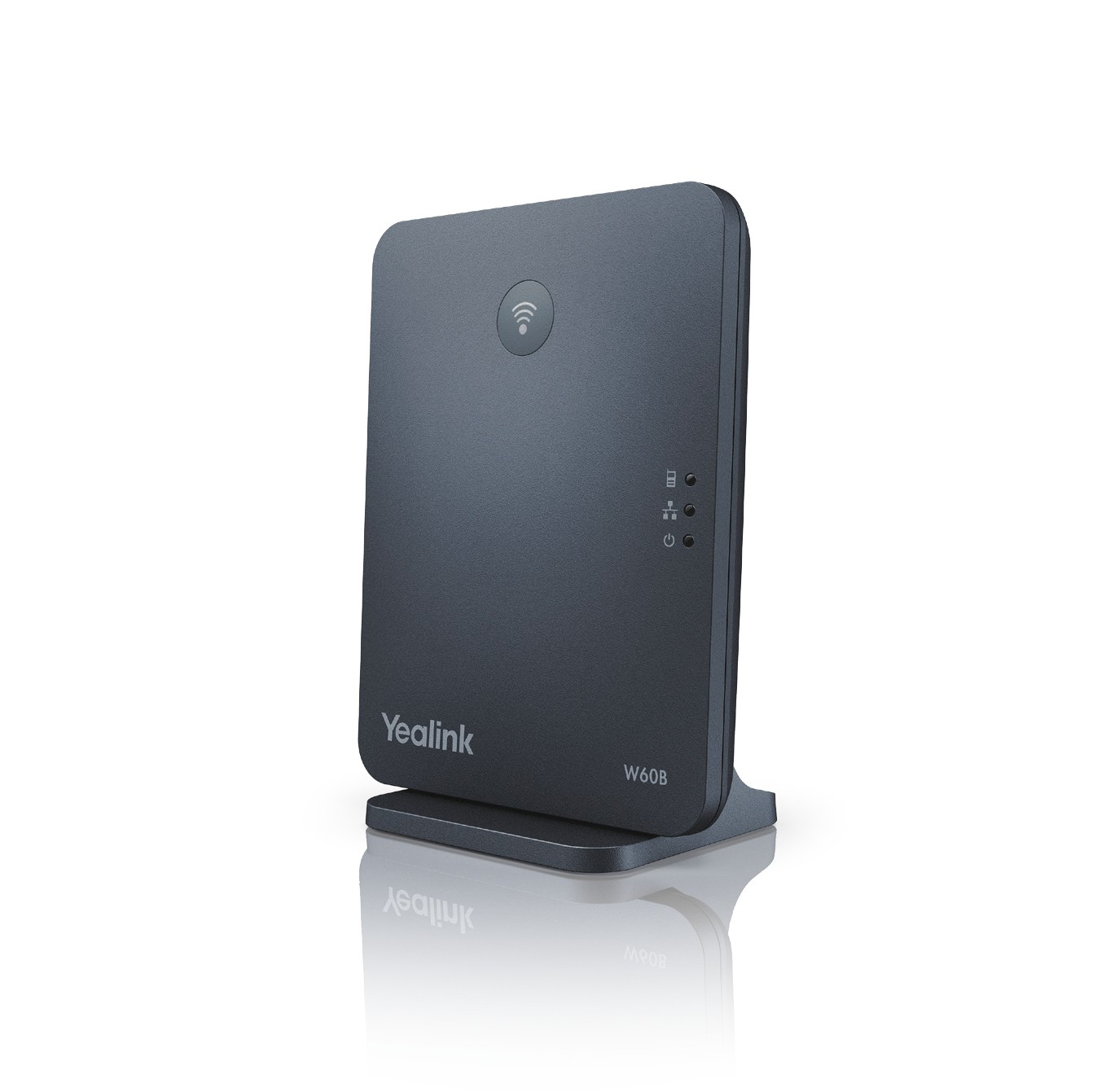 Base Station W60b Dect Ip Black