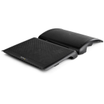 StarTech.com Ergonomic Rocking Foot Rest with Cable Management