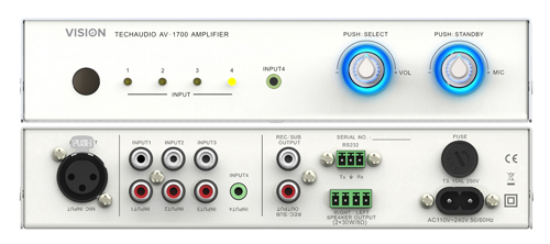 Vision AV-1700+SP-1800B speaker set