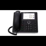 AudioCodes C450HD IP phone Black Wired handset 8 lines TFT Wi-Fi