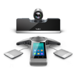 Yealink VC500 video conferencing system Group video conferencing system Ethernet LAN