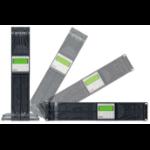 Legrand Daker Dk Double-conversion (Online) 6000VA Rackmount/Tower Black uninterruptible power supply (UPS)