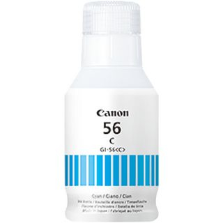 Canon 4430C001 (GI-56 C) Ink bottle cyan, 14K pages, 135ml