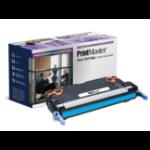 PrintMaster Cyan Toner Cartridge for HP LaserJet 3600