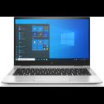 "HP EliteBook x360 830 G8 Hybrid (2-in-1) 33.8 cm (13.3"") 1920 x 1080 pixels Touchscreen Intel Core i7-11xxx 8 GB DDR4-SDRAM 256 GB SSD Wi-Fi 6 (802.11ax) Windows 10 Pro Silver"