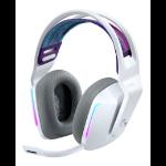 Logitech G G733 Headset Head-band White