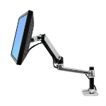 New Genuine Ergotron LX Series Desk Mount LCD Arm