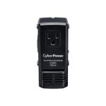 CyberPower TRB1A2 power plug adapter Black
