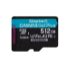 Kingston Technology Canvas Go! Plus memoria flash 512 GB MicroSD Clase 10 UHS-I