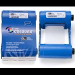 Zebra Color Ribbon YMCKOK printer ribbon 165 pages