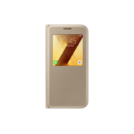 "Samsung EF-CA520 13.2 cm (5.2"") Flip case Gold"