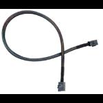 Microsemi ADAPTEC I-HDMSAS-HDMSAS-.5M 0.5m 12Gbit/s Black