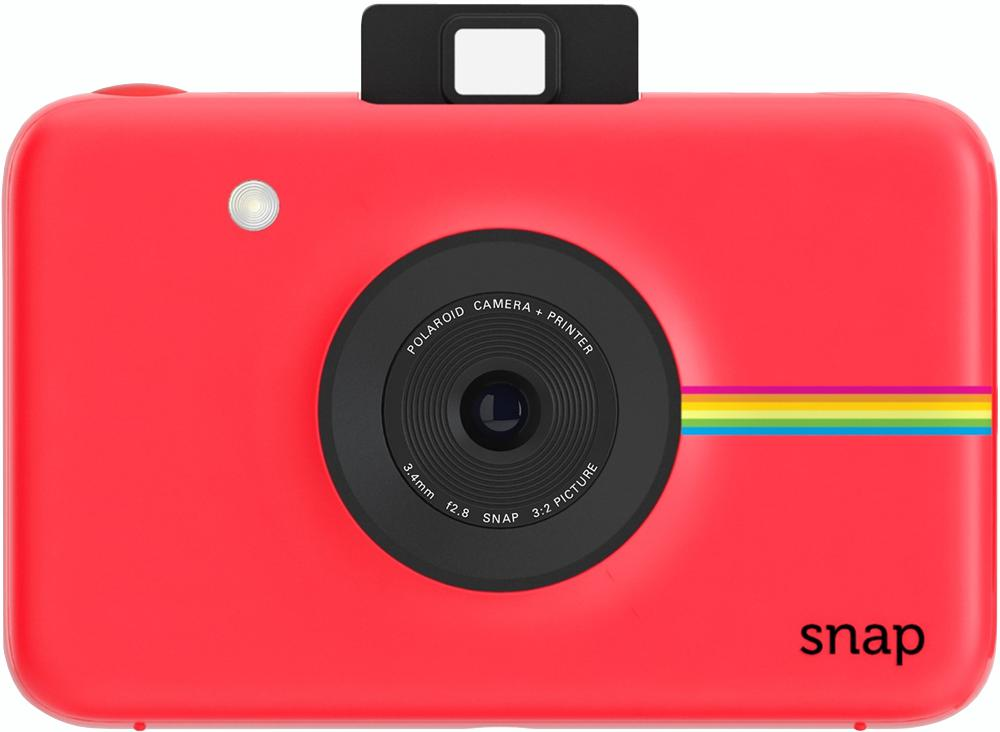 Polaroid SNAP INSTANT 20 SHEETS RED