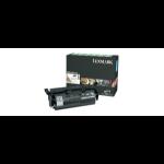 Lexmark X65x Return Program Print Cartridge Black ink cartridge