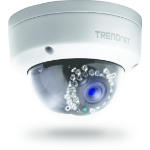Trendnet TV-IP321PI Outdoor Dome Black,White security camera