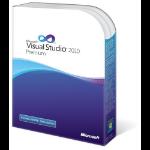 Microsoft VisualStudio 2010 Premium + MSDN, SA, OLP-NL