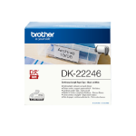 Brother DK-22246 P-Touch Etikettes, 103mm x 30,48m