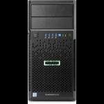 Hewlett Packard Enterprise ProLiant ML30 Gen9 3GHz E3-1220 v6 350W Tower (4U) server