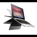 "ASUS Chromebook Flip C101PA-FS002 10.1"" 1280 x 800pixels Touchscreen Silver Chromebook"