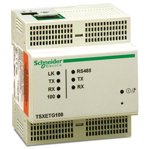 APC TSXETG100 gateways/controller