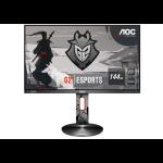 "AOC Gaming G2590PX/G2 LED display 62.2 cm (24.5"") 1920 x 1080 pixels Full HD LCD Flat Matt Black"
