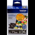 Brother LC752PKS Black ink cartridge