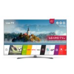 "LG 65UJ750V 65"" 4K Ultra HD Smart TV Wi-Fi Black LED TV"