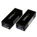 StarTech.com Extensor de Vídeo VGA a través de Cable Cat5 UTP Ethernet RJ45 - Hasta 80m