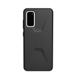 """Urban Armor Gear Civilian Series mobiele telefoon behuizingen 15,8 cm (6.2"""") Hoes Zwart"""