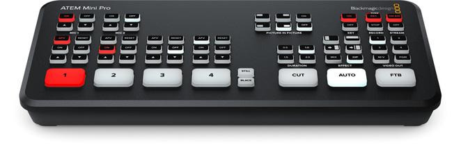 Blackmagic Design ATEM Mini PRO Full HD